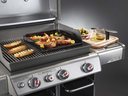 accessoires pour barbecue gaz weber
