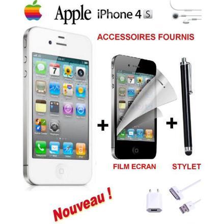 achat iphone 4s neuf
