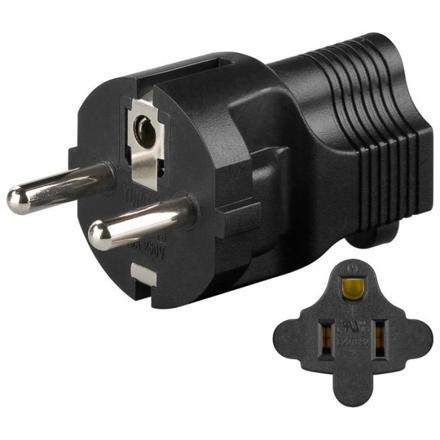 adaptateur de prise électrique usa vers france