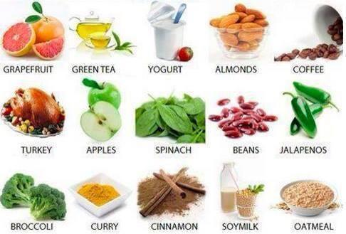 aliment brule graisse