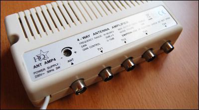 amplificateur signal tnt