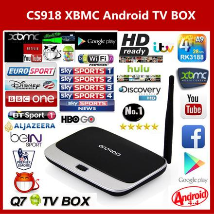android tv iptv
