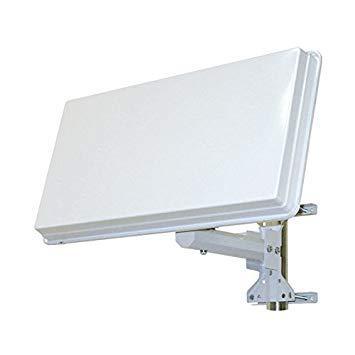 antenne satellite plate