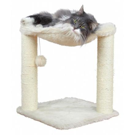 arbre a chat avec hamac