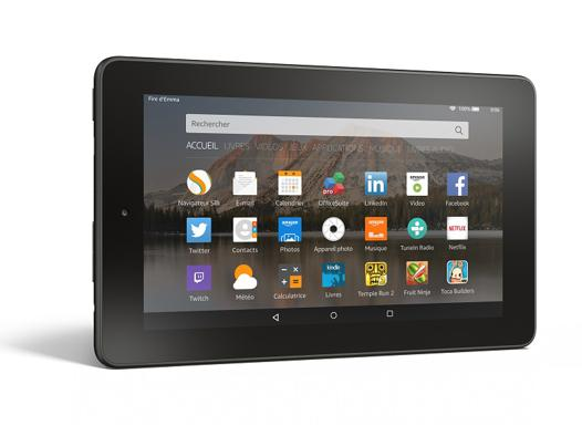 avis kindle fire