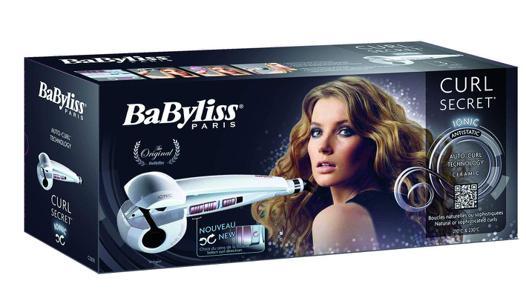 babyliss curl secret prix