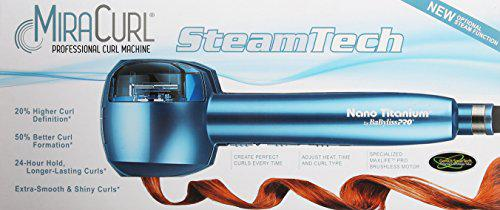 babyliss pro miracurl steamtech