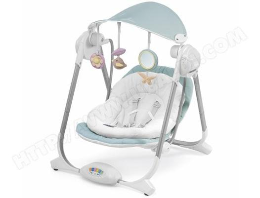 balancelle electrique bébé pas cher