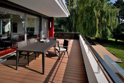 balcon et terrasse