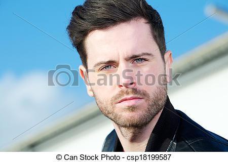 barbe jeune