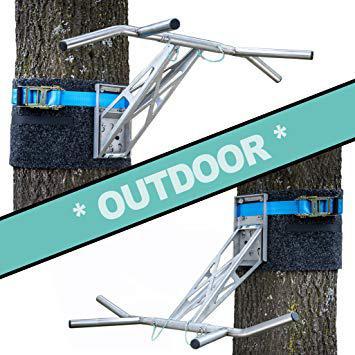 barre traction arbre