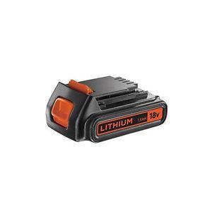 batterie 18v black et decker