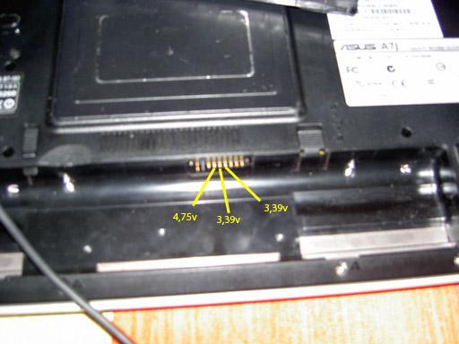 batterie pc portable asus ne charge plus