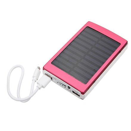 batterie solaire usb