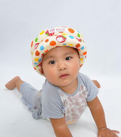 bonnet anti choc bébé