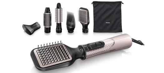 brosse soufflante ou seche cheveux