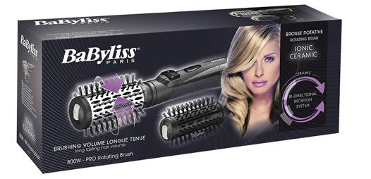 brosse soufflante rotative babyliss