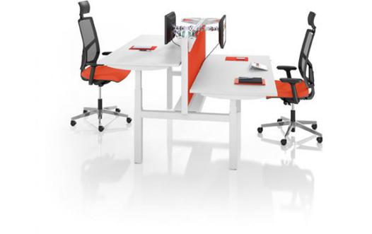 bureau ergonomique réglable en hauteur