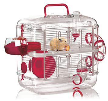 cage hamster zolux