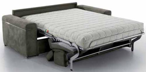 canapé lit matelas épais