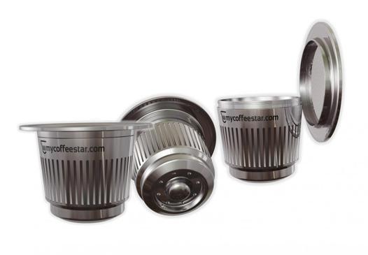 capsule nespresso reutilisable inox