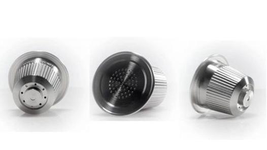 capsule reutilisable