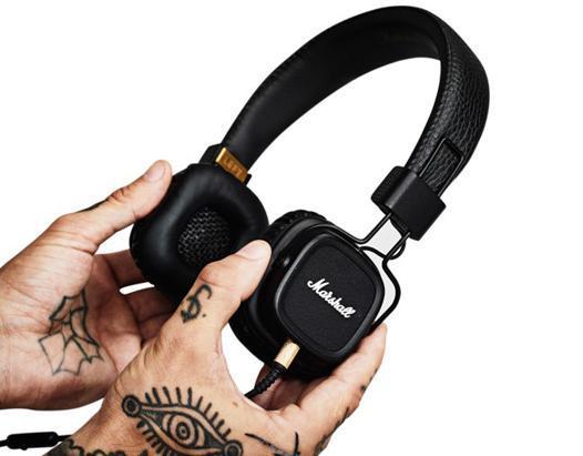 casque audio rock
