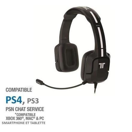 casque gamer ps3 pas cher