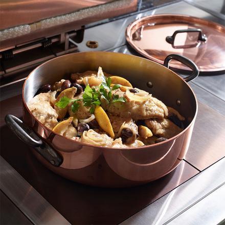 casserole mauviel 1830
