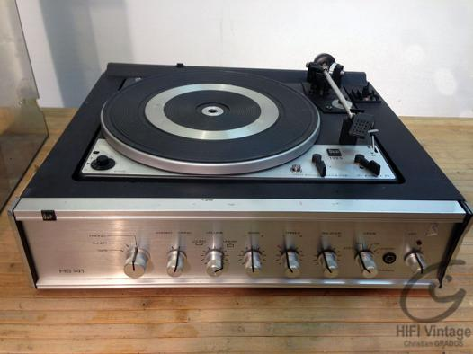 chaine hifi dual vintage