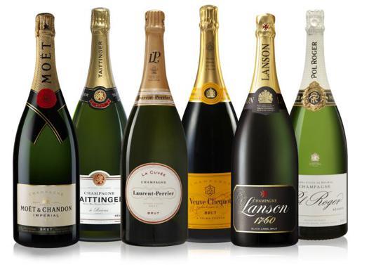 champagne grande marque