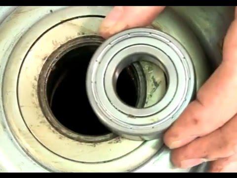 changer roulement machine a laver