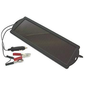 chargeur batterie solaire