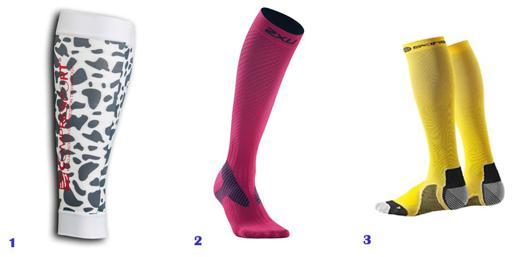 chaussette de compression running femme