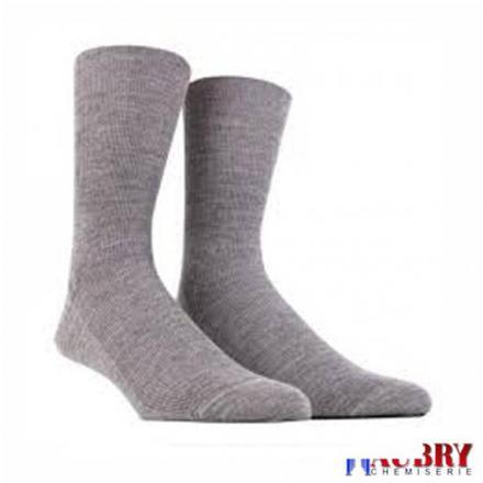chaussettes sans bord elastique