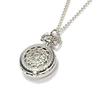 collier montre gousset