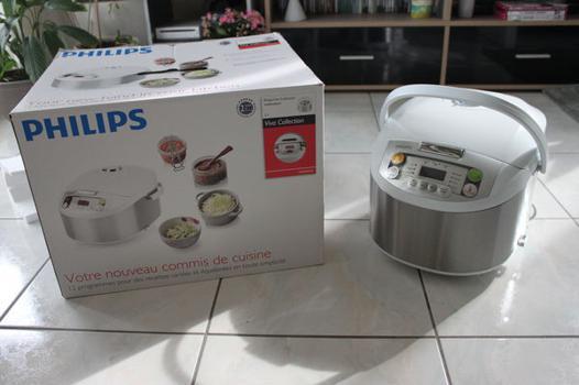commis de cuisine philips