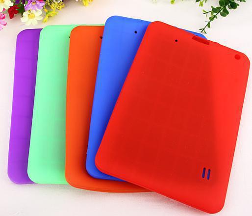 coque silicone tablette 9 pouces