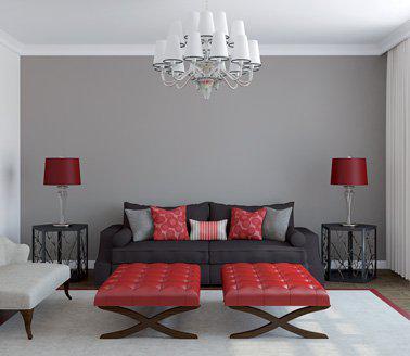 couleur pour salon moderne