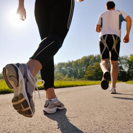 courir ou marcher pour maigrir