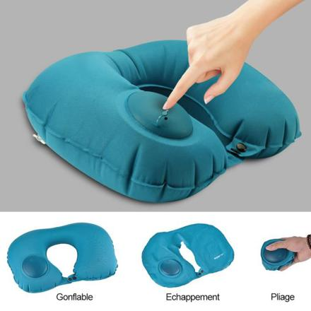 coussin voyage gonflable