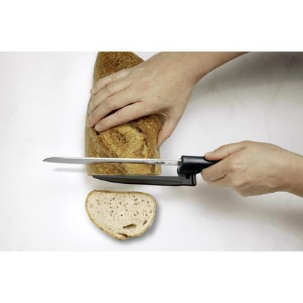couteau avec guide