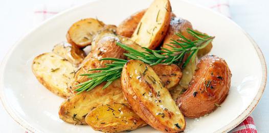 cuisine de pomme de terre