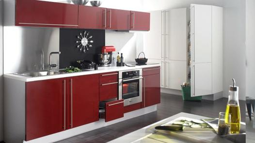 cuisine rouge but