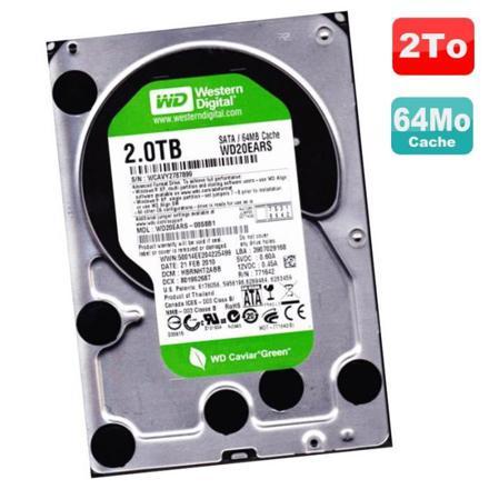 disque dur sata 2.5 2to