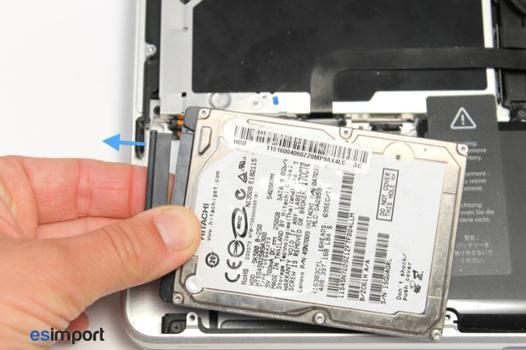disque macbook pro