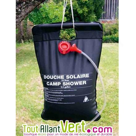 douche transportable