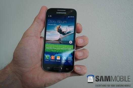 du samsung galaxy s4 mini