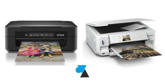 epson imprimante pilote