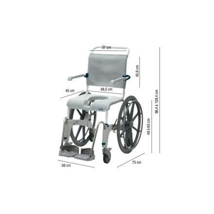fauteuil roulant largeur 60